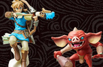 The Legend of Zelda: Breath of the Wild Guide: How to use Amiibo and what they all do