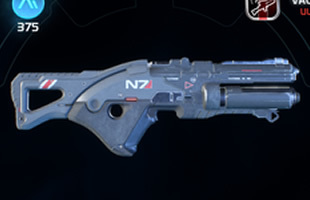 Mass Effect: Andromeda Guide - Best Weapons for every type of build
