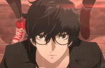 Yes, Persona 5's main character does have a canon name... sort of