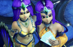 Dragon Quest Heroes II - Meet the Heroes: Meena and Maya