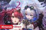 Nights of Azure 2: Bride of the New Moon coming to Nintendo Switch