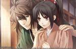 Hakuoki: Kyoto Winds screenshots introduce Sakamoto, Souma, and Iba