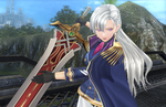 Trails of Cold Steel III screenshots introduce Aurelia, Towa, and Michael