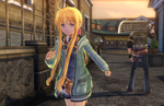 The Legend of Heroes: Trails of Cold Steel III screenshots reintroduce Tita and Agate