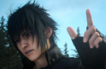 Soon you'll be able to listen to Noctis read you tales of The Witcher 3's and Dragon Age's development
