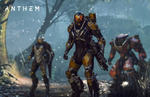 Seven minutes of gameplay for Bioware's Anthem