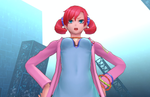 New Digimon Story: Cyber Sleuth Hacker's Memory screenshots introduce Chitose and Nokia