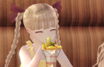 Blue Reflection - Yuzu and Lime Character Highlight