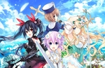 Cyberdimension Neptunia: 4 Goddesses Online Limited Edition unveiled