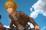 Attack on Titan 2 screenshots introduce characters and daily life activities