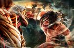 Attack on Titan 2's first playable demo will be at Paris Games Week and Luca Comics & Games