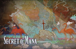 Check out the Secret of Mana remake's opening movie
