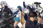 Full Metal Panic! Fight! Who Dares Wins is arriving to Southeast Asia with English subtitles