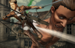 Five new characters announced for Koei Tecmo's Attack on Titan 2
