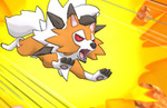 Pokemon Ultra Sun & Moon Rockruff Event: how to get Dusk Form Lycanroc, the limited-time exclusive new Pokemon
