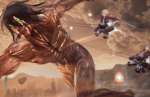 Six new characters announced for Koei Tecmo's Attack on Titan 2