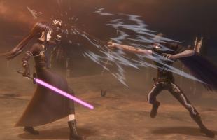 New Sword Art Online: Fatal Bullet screenshots introduce Kirito Mode and Asuna's Clothes side quest