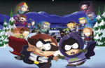 South Park: The Fractured But Whole Switch Version seen at an Australian retailer