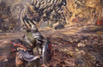 Surviving the Rotten Vale in this Monster Hunter: World gameplay clip