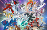 The Pokemon Company giving away Legendary Pokemon for Sun and Moon titles throughout 2018