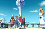 Ni no Kuni II: Revenant Kingdom - Character BTS video; Broadleaf, Kingdom Mode screenshots