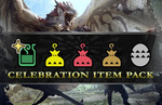 Monster Hunter World Celebration Pack Commemorative Gift: free 5 million celebration item pack for all players - here's how to get it