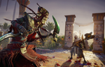 Assassin's Creed Origins - Curse of the Pharaohs detailed, slightly delayed