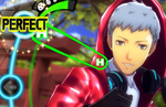 Persona 5 & Persona 3 Dancing - Akihiko and Morgana trailers