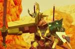 New Gundam Breaker Setup Mode Trailer shows how to make your own Gunpla