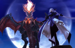 Witness the power of the Shining Dragon in Shining Resonance Refrain