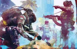 Cyberpunk 2077 Interview - Choice, immersion, and the most realistic city in a video game