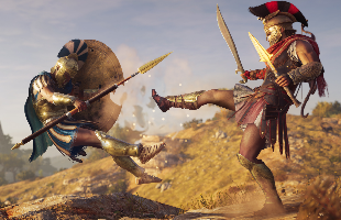 Assassin's Creed: Odyssey Hands-On Impressions from E3 2018