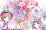 Atelier Rorona DX, Atelier Totori DX, and Atelier Meruru DX get their first trailer