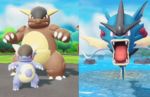 Mega Kangaskhan and Mega Gyarados coming to Pokemon: Let's Go, Pikachu! and Pokemon: Let's Go, Eevee!