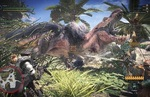 Monster Hunter: World's first PC patch aimed at fixing connection issues