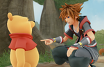 Kingdom Hearts III - X018 'Winnie the Pooh' Trailer