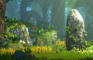 Druidstone: The Secret of the Menhir Forest from ex-Grimrock devs set to release in Spring 2019