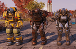 Fallout 76 Power Armor Guide: where to find all power armor and station plans, and how to exit power armor