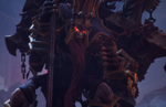 Darksiders III: Abraxis, the Lord of the Hollows and the secret ending explained
