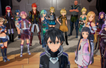 Sword Art Online: Fatal Bullet Complete Edition gets new trailers for re-release