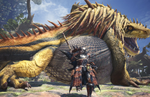 Capcom dates 'Monster Hunter x The Witcher 3 collaboration' and 'Appreciation Fest' for Monster Hunter: World.