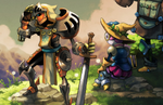 SteamWorld Quest: Hand of Gilgamech is a card-based RPG heading to Nintendo Switch in 2019