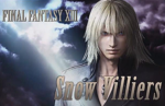 Final Fantasy XIII's Snow joins Dissidia Final Fantasy NT
