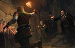 Pathfinder: Kingmaker's second DLC, Varnhold's Lot, releases this Thursday