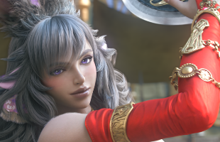 Final Fantasy XIV: Shadowbringers introduces Dancer class, Hrothgar race, and more from Tokyo Fan Fest Keynote