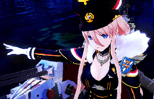 Azur Lane Crosswave adds KMS Bismarck into the playable roster