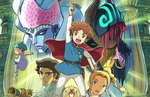 Ni No Kuni: Wrath of the White Witch Remastered and Ni no Kuni for Switch announced, new screenshots
