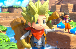 Dragon Quest Builders 2 Interview at E3 2019: We talk with Square Enix about the expanding world of Dragon Quest