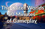 50 Minutes of 4K The Outer Worlds Gameplay