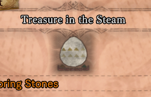"""Monster Hunter World Iceborne Hot Spring Stone: How to Complete the """"Treasure in the Steam"""" Optional Quest"""